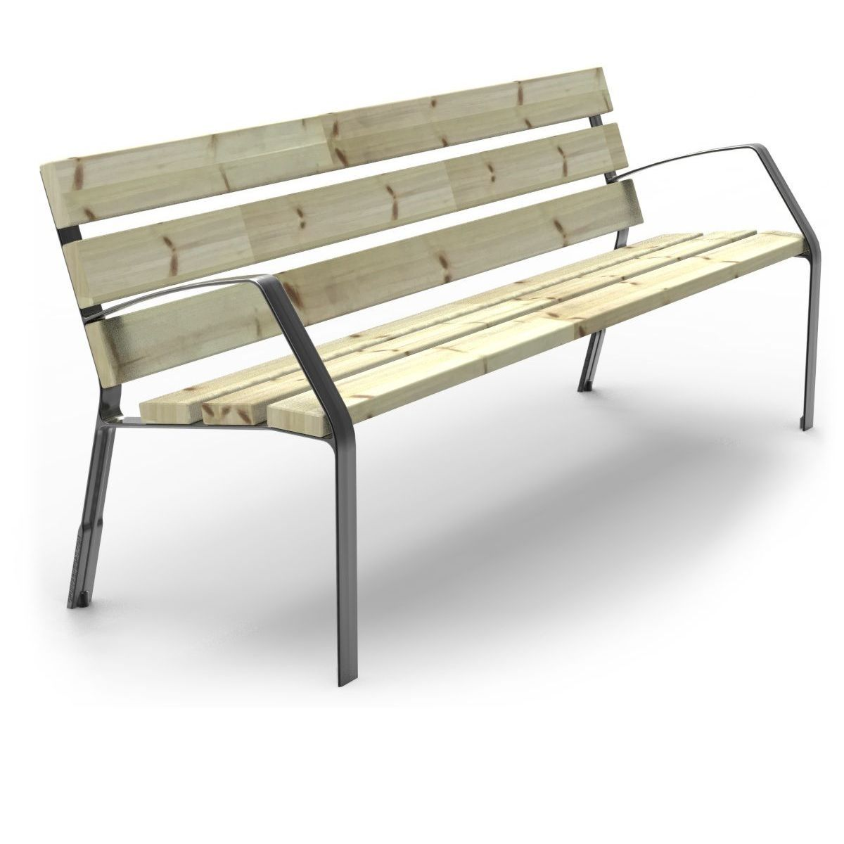 Bench MODO08-1800-PC