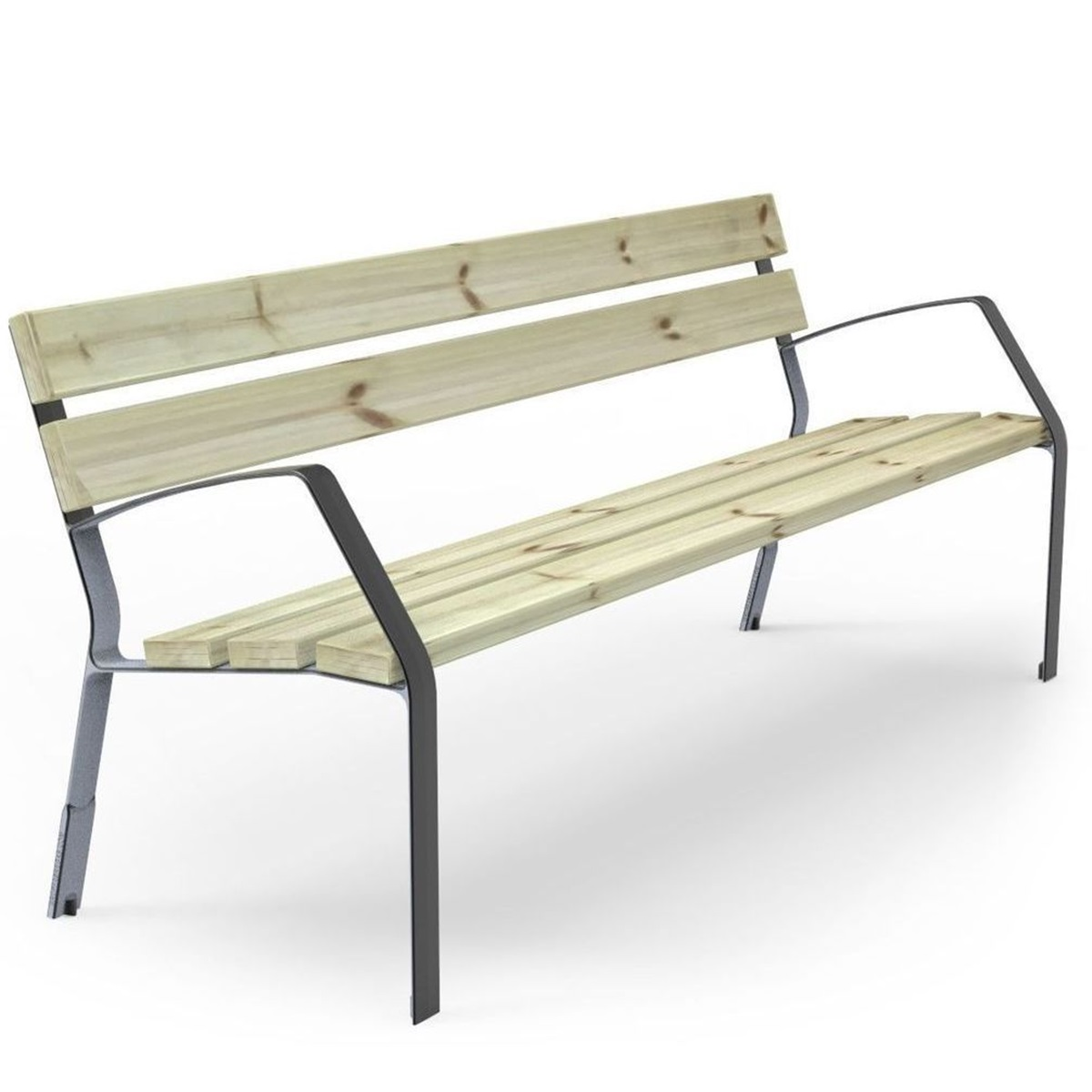Bench MODO08-1800-5-PC