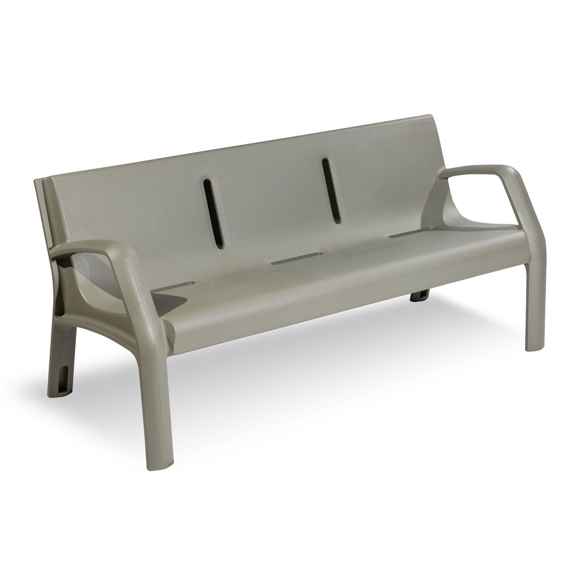 Alvium Bench Gray C-1017-7039
