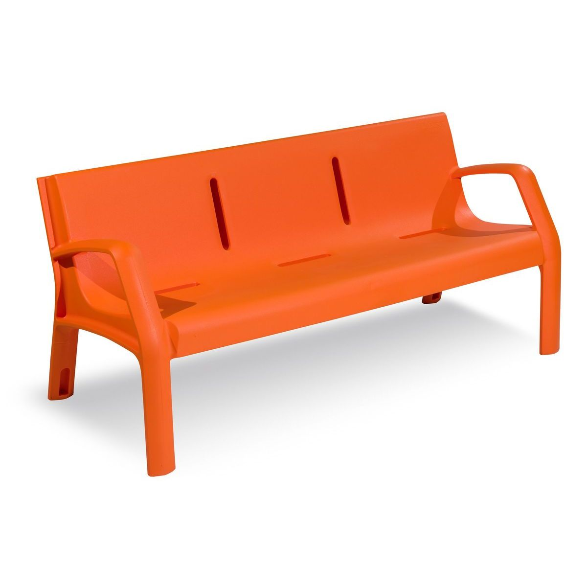 Alvium Orange Bench C-1017-7033