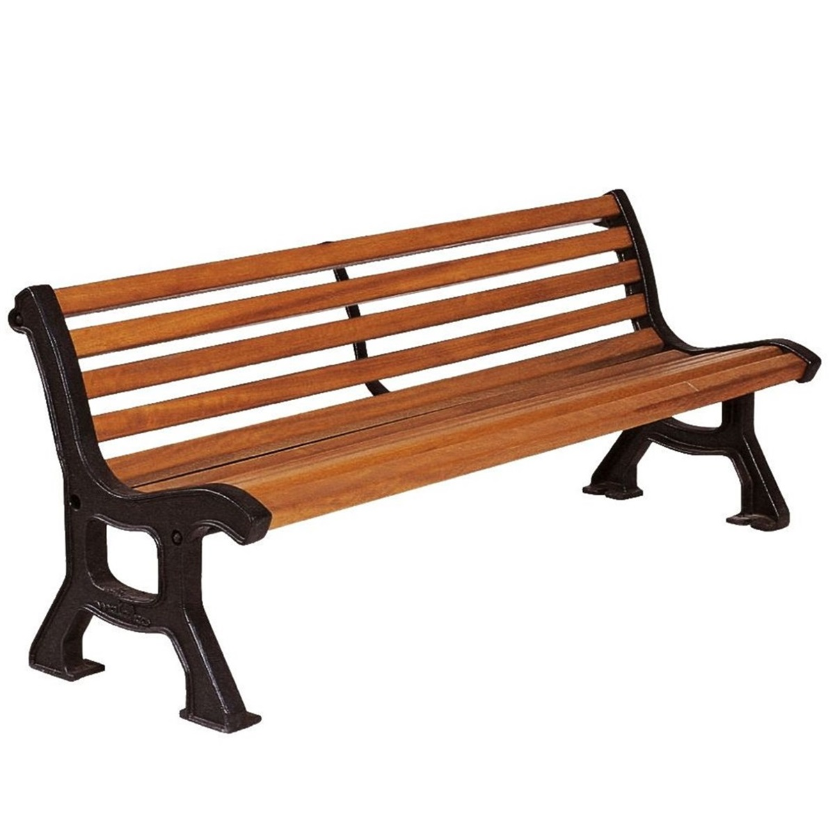 Bastide Bench C-107 zoomed