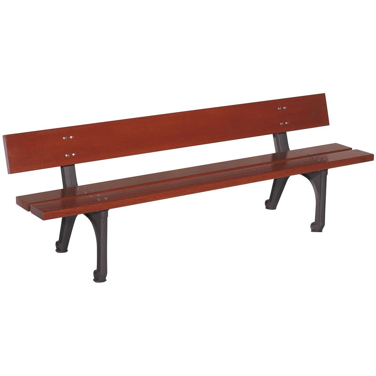 Bilbao Bench C-104 zoomed