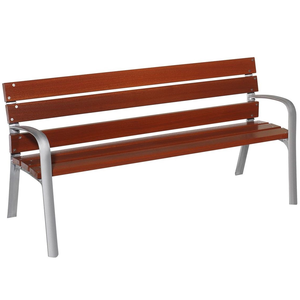 Modo Bench C-106-ALU zoomed