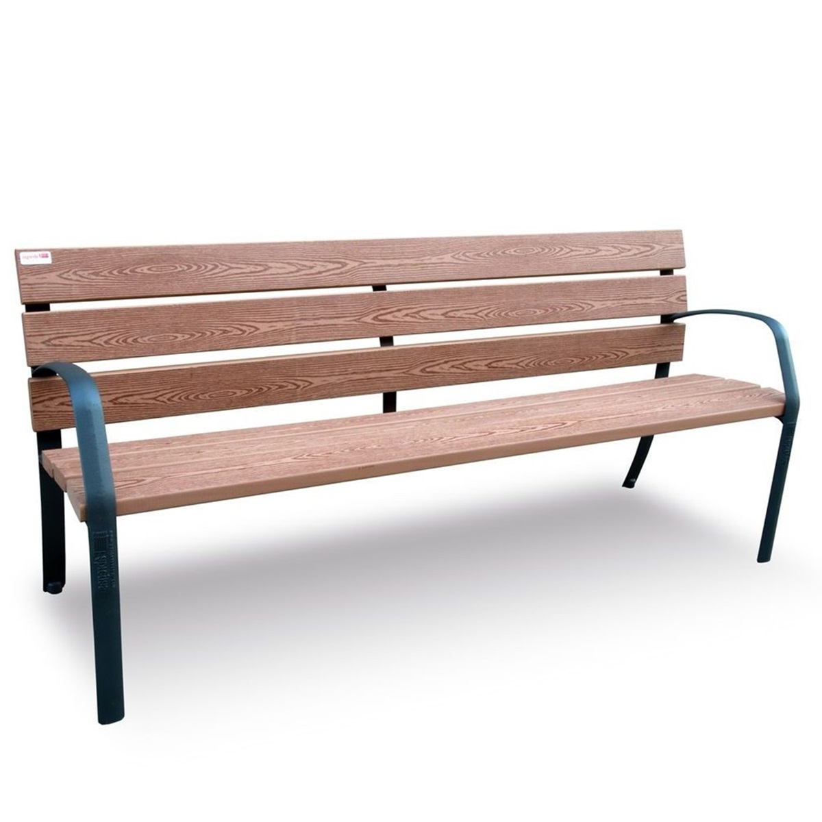 Similar Tecnique Wood Bench C-1016-MT zoomed