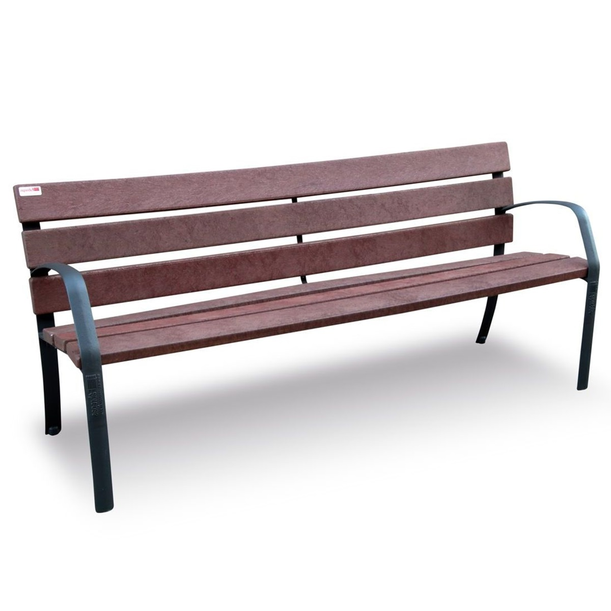 Similar Bench in recycled Polymer C-1016-PR