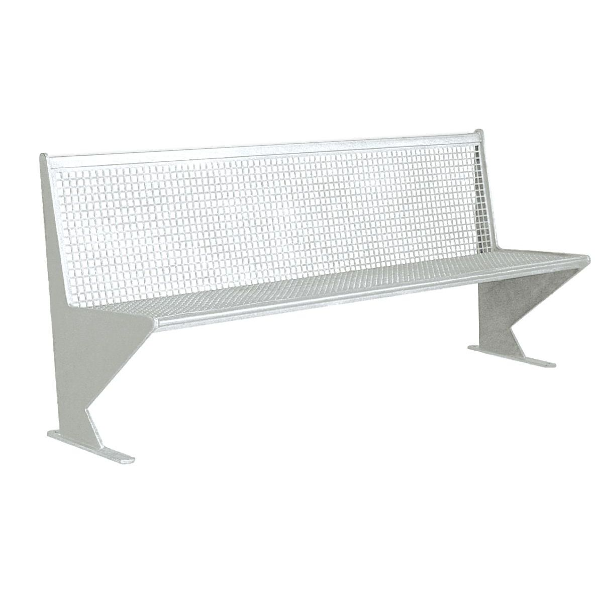 Cerdanyola Bench C-102 zoomed