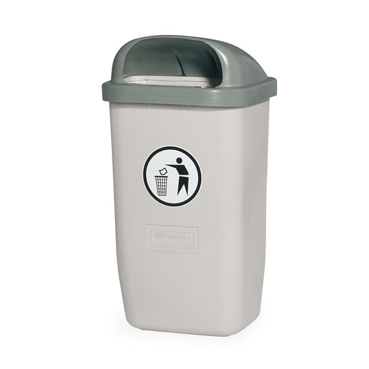 Polyethylene Bin without foot C-24PC
