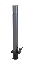 Barcelona Detachable Bollard with Base C-43D-ECO